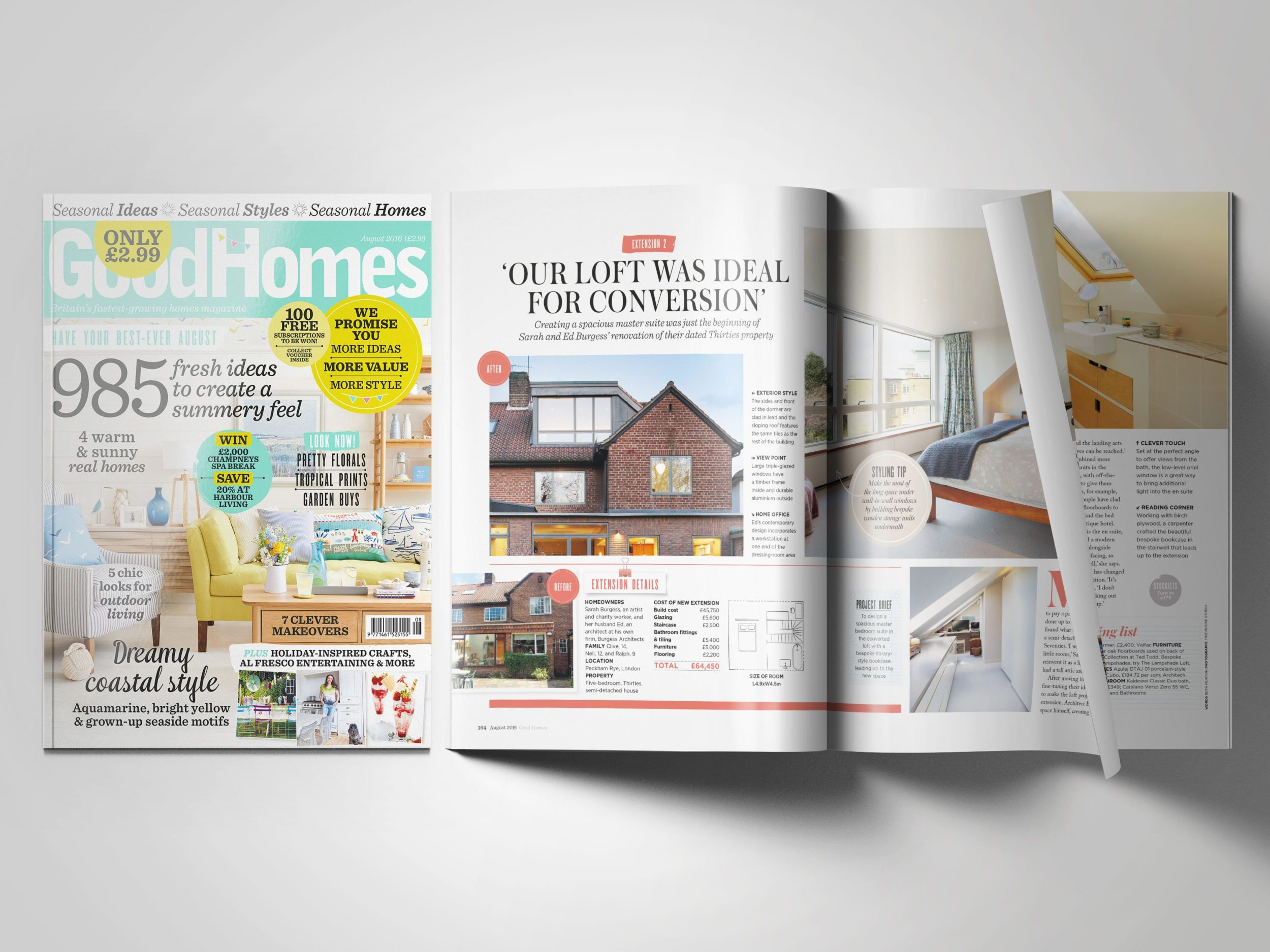Good Homes August 2016