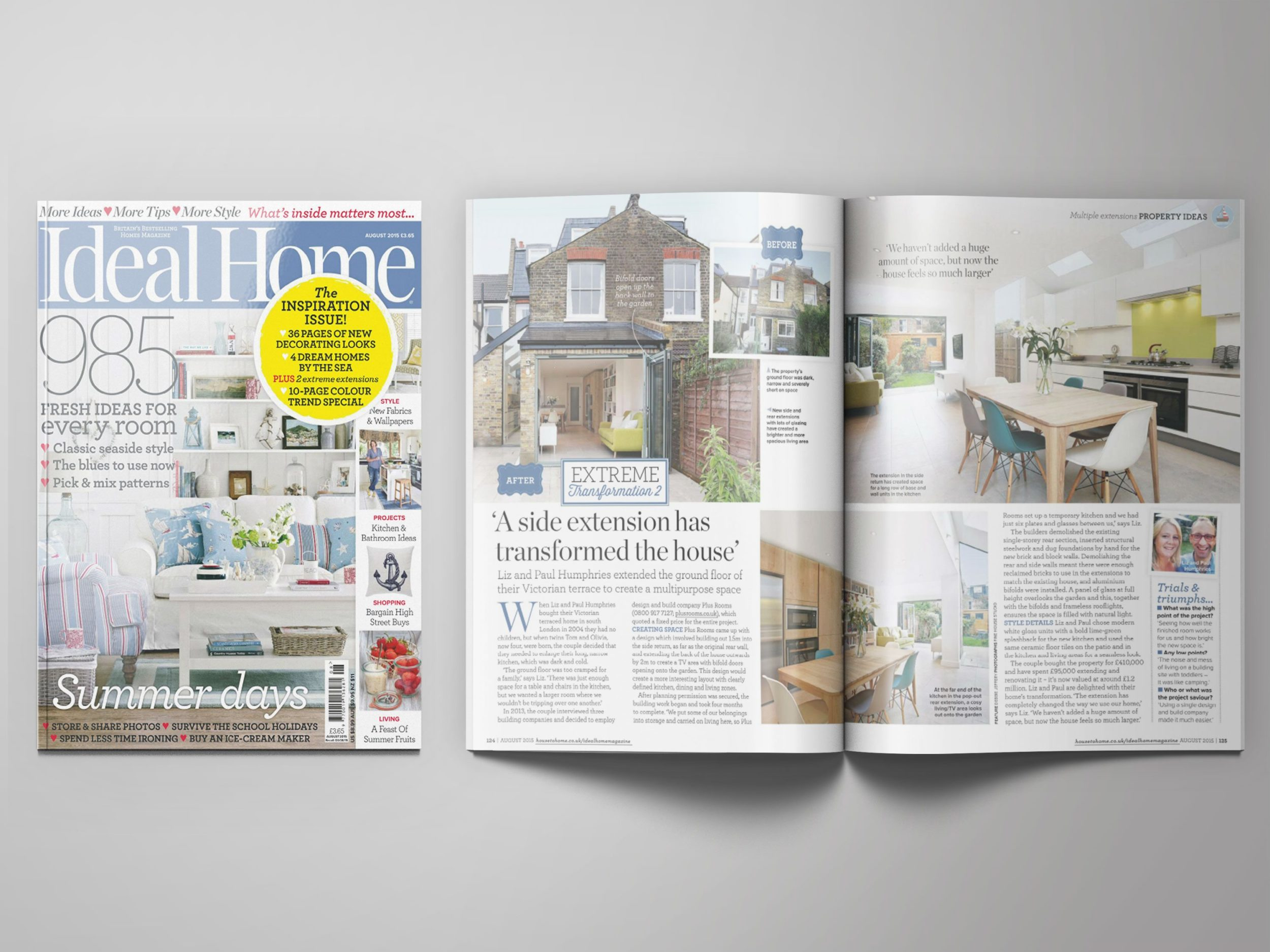 Ideal Home Sept 2015