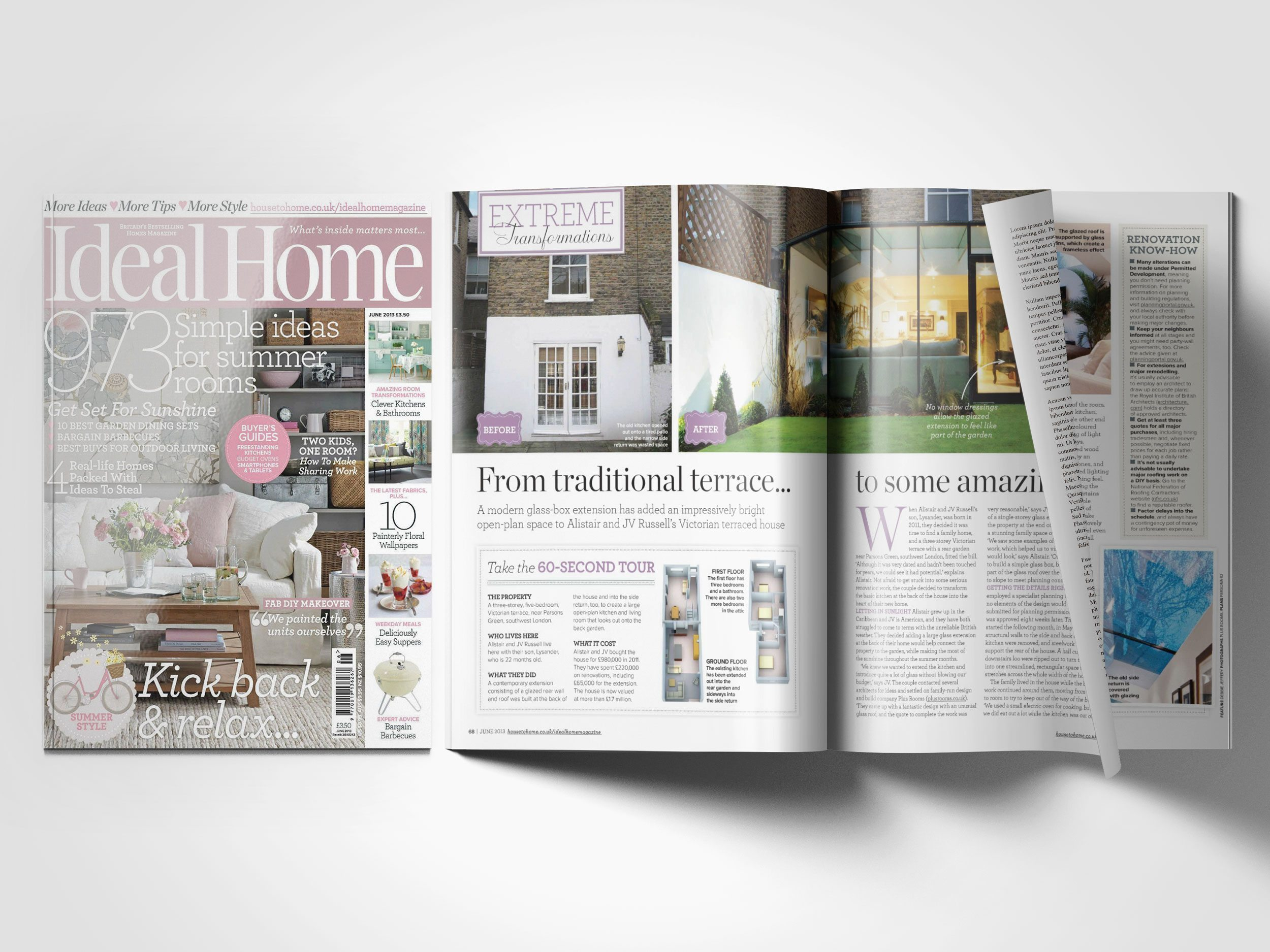 Ideal Homes June 2013