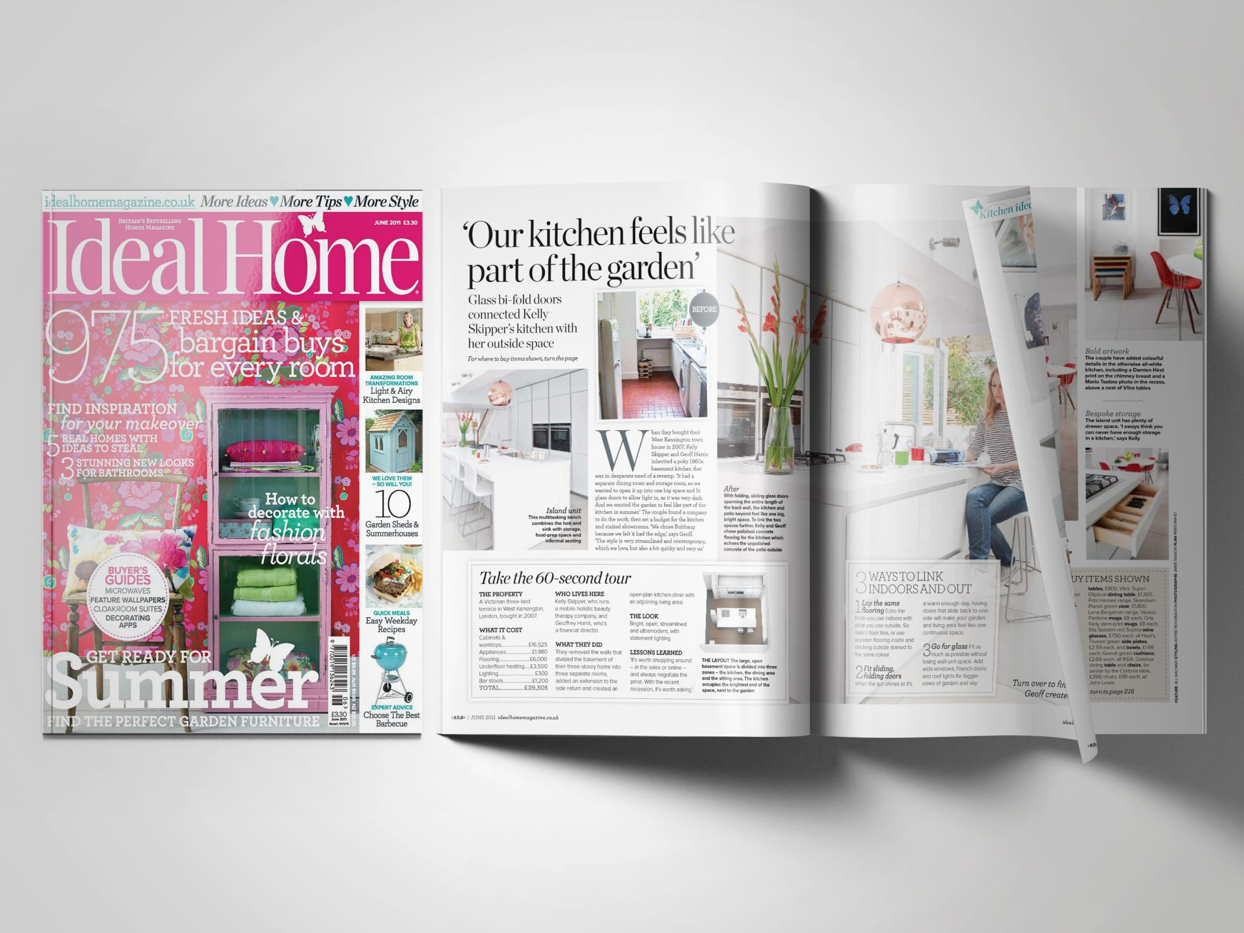 Ideal Home June 2011
