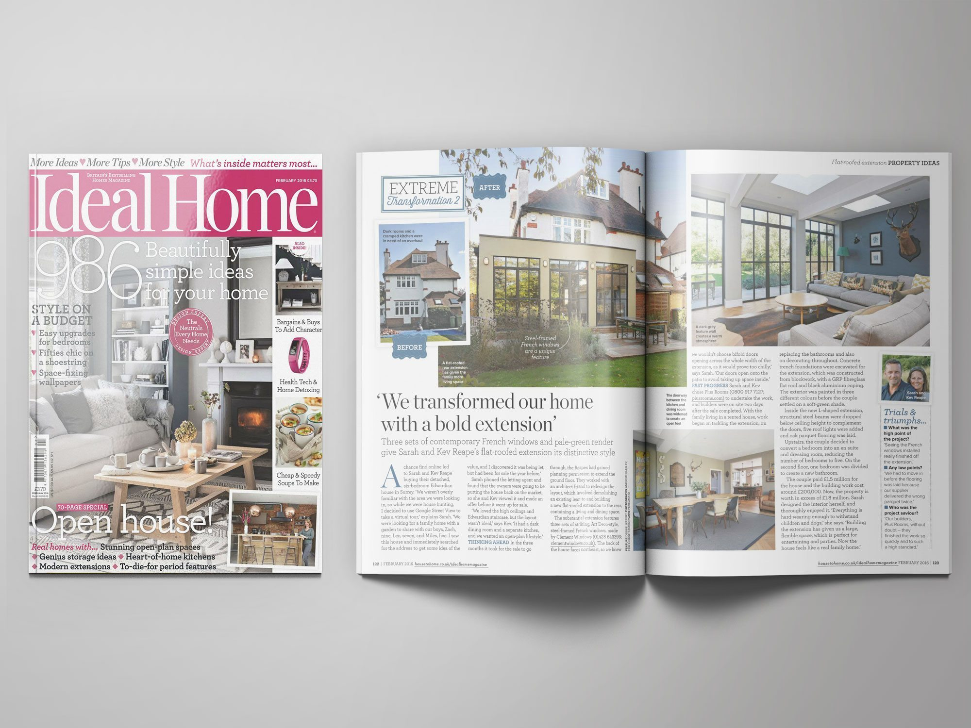 Ideal Home Aug 2015