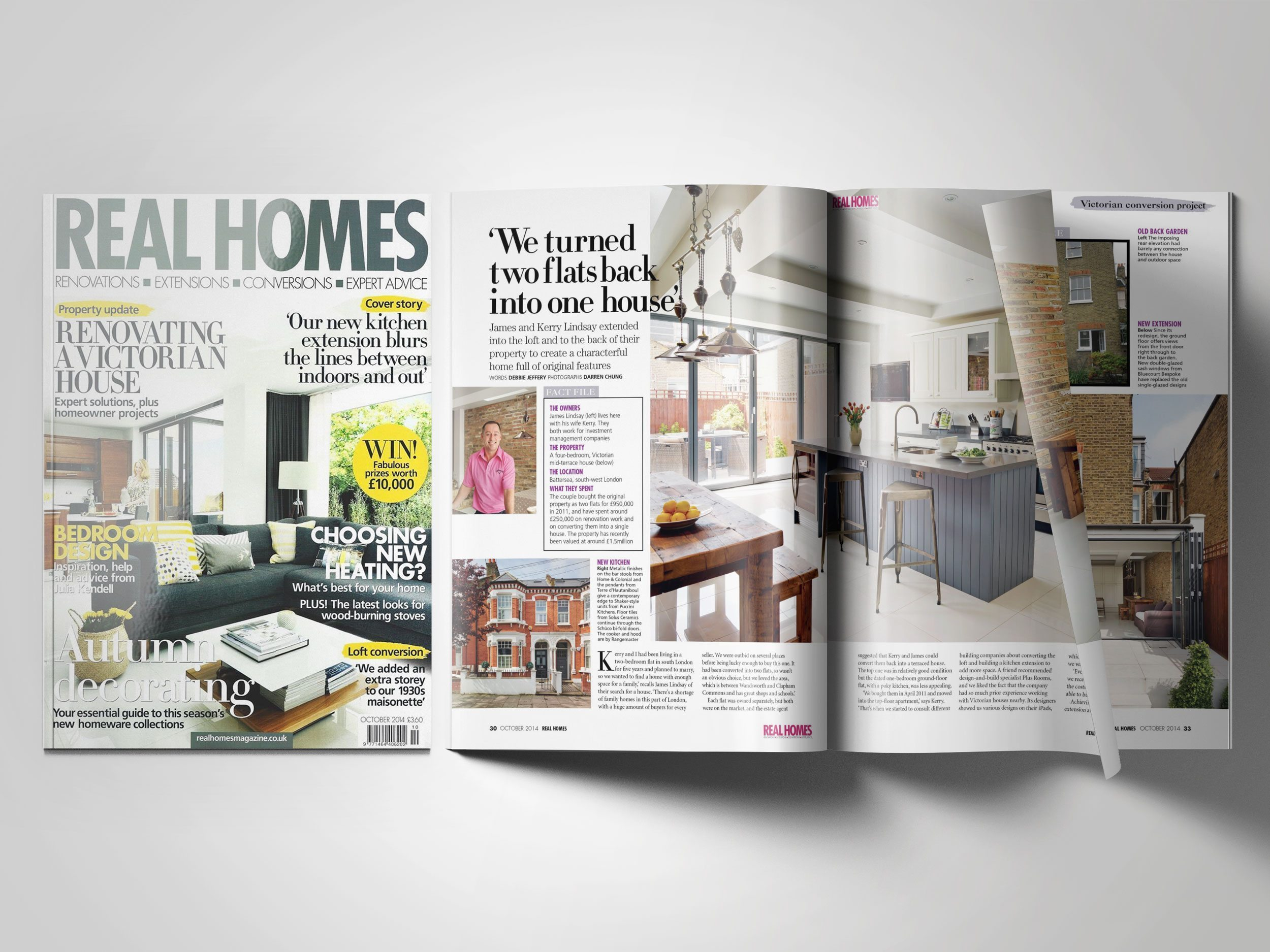 Real Homes October 2014