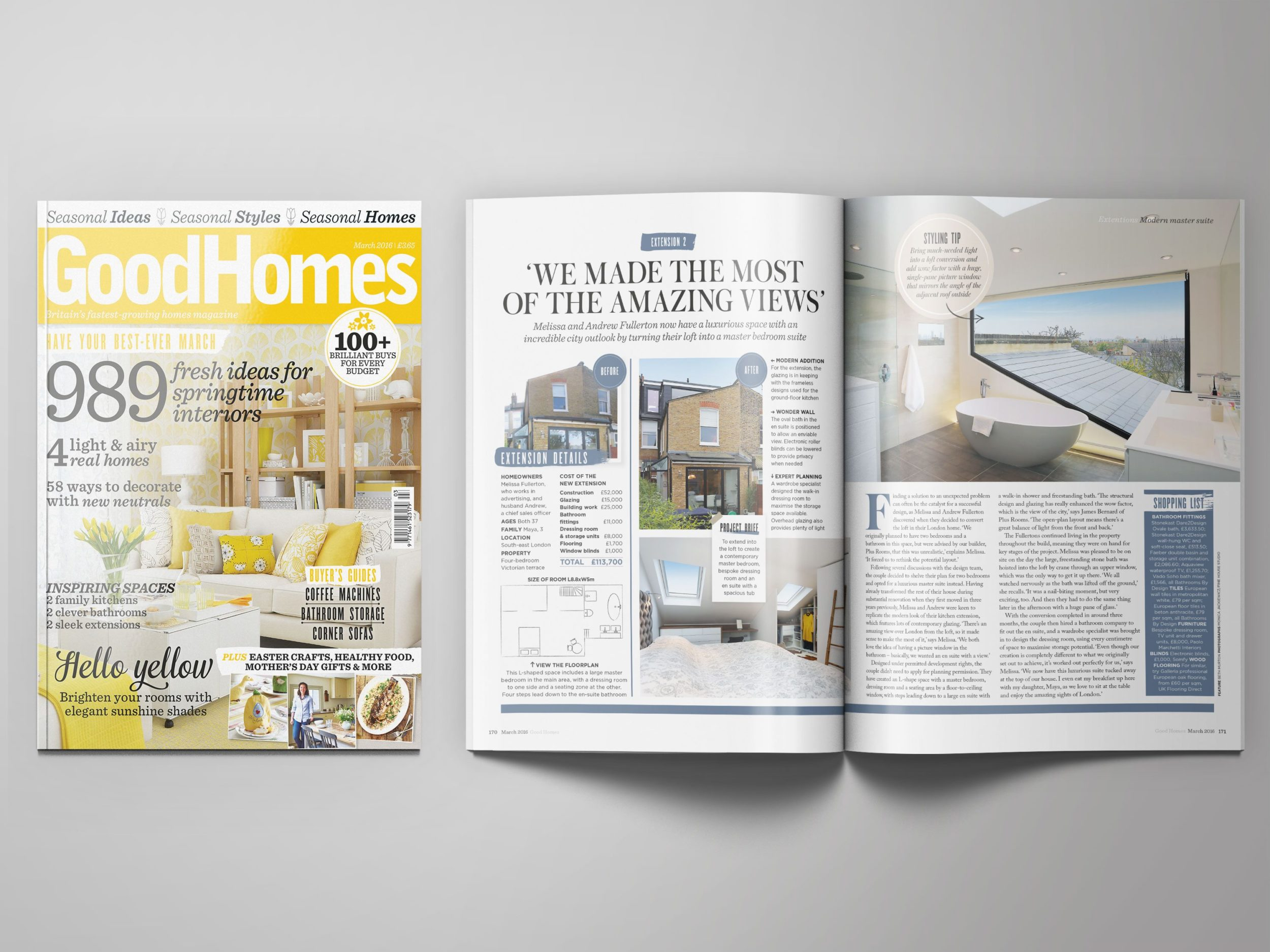 Good Homes March 2016