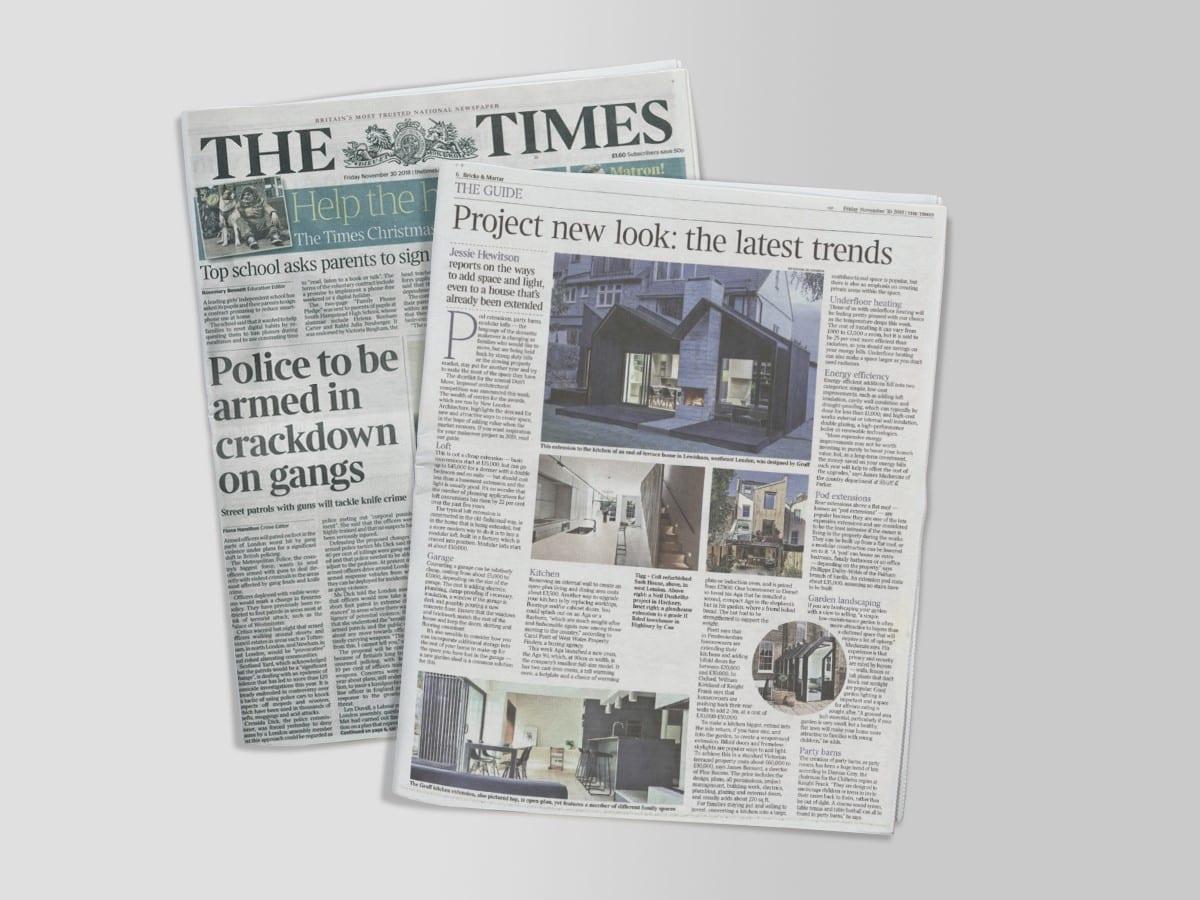 The Times Nov 2018