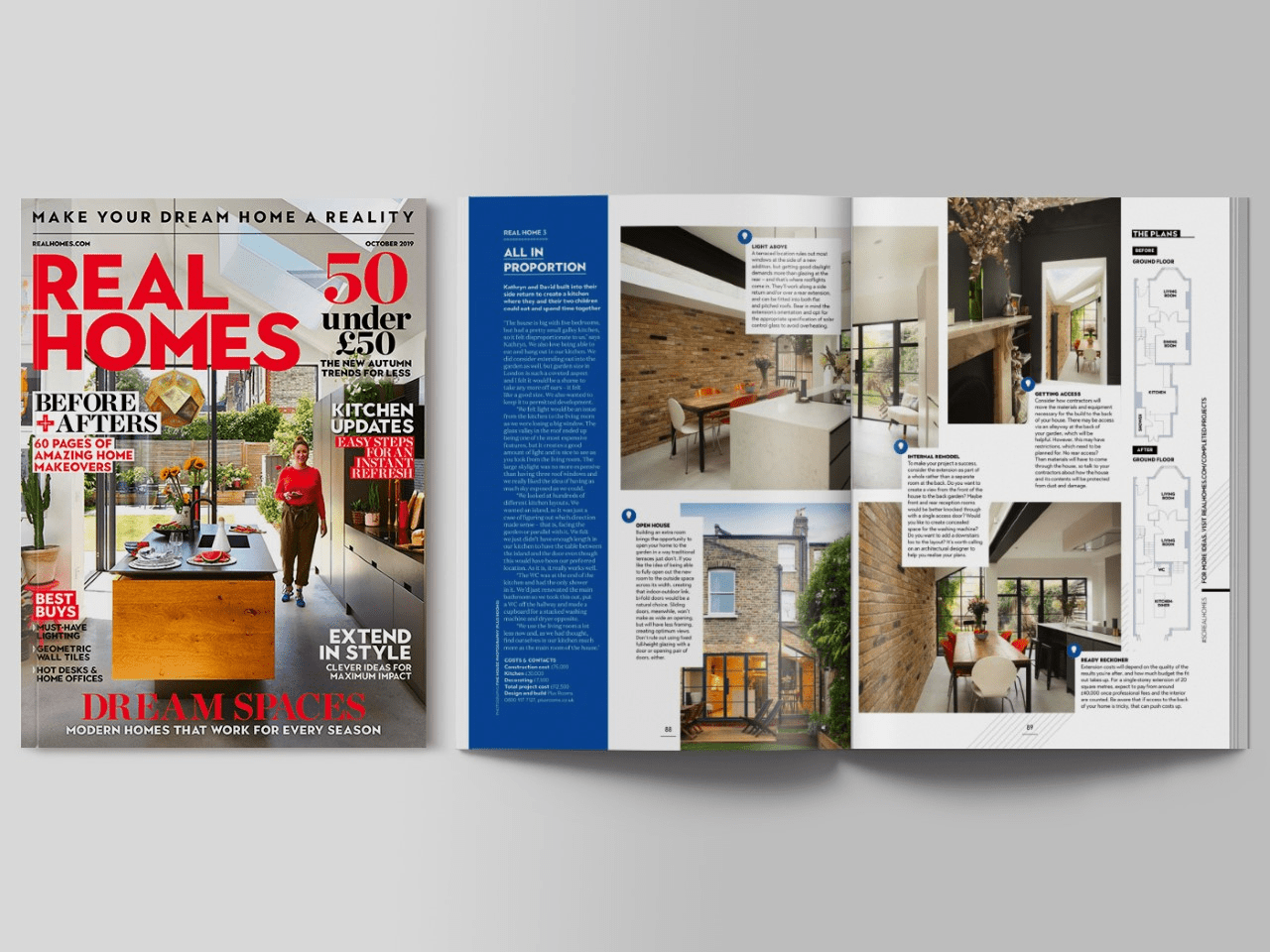 Real Homes Oct 2019