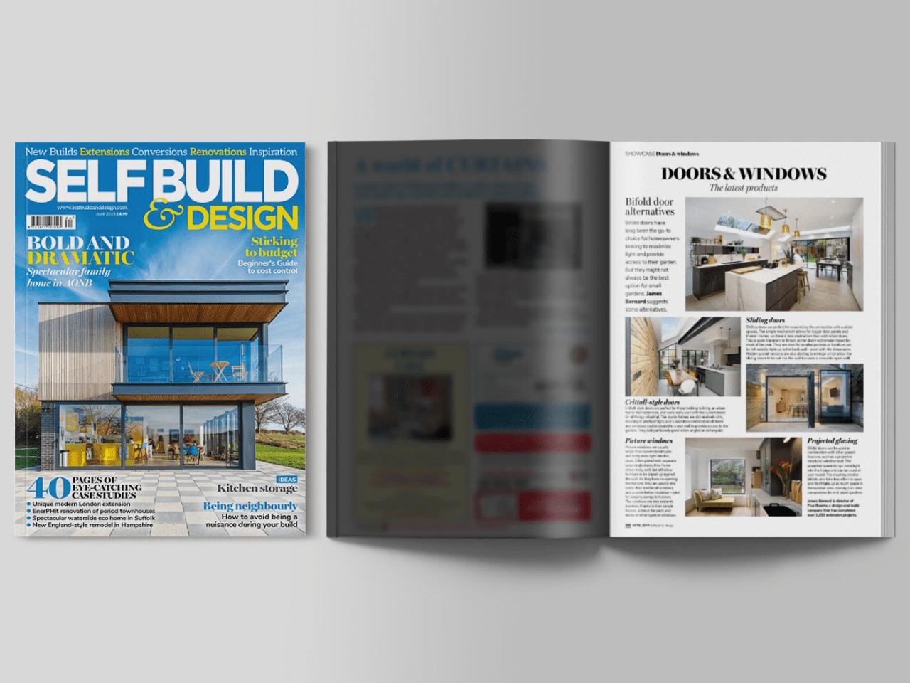 Self Build & Design Apr 2019