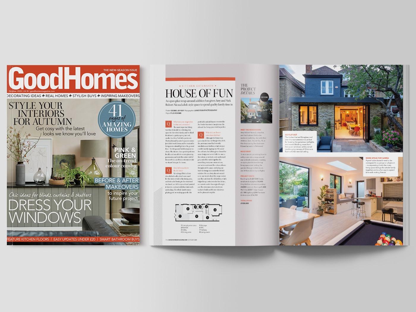 Good Homes Oct 2020