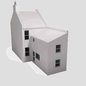 Terraced - L Shaped