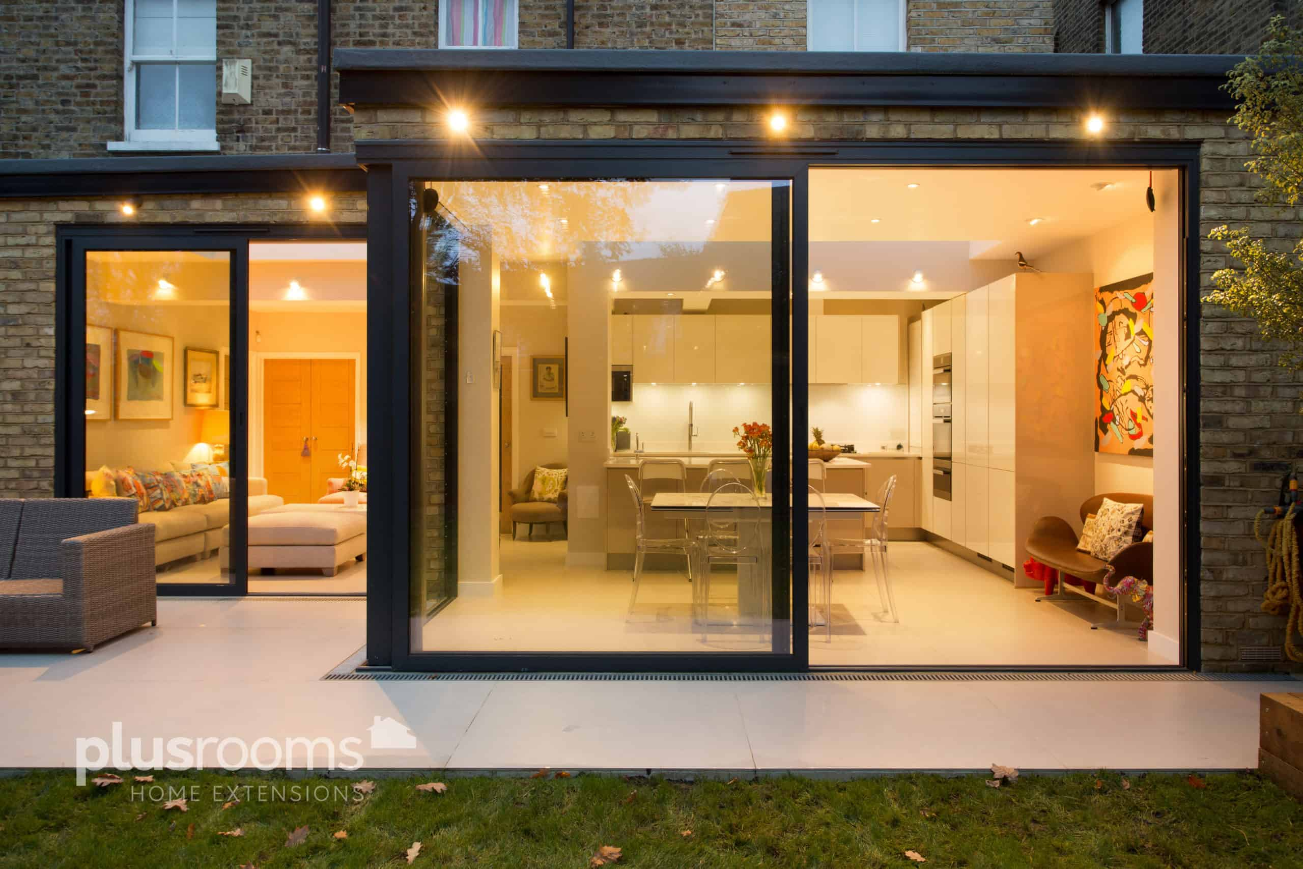 Design inspiration: Conservatory kitchen extensions