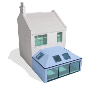 Crown Roof