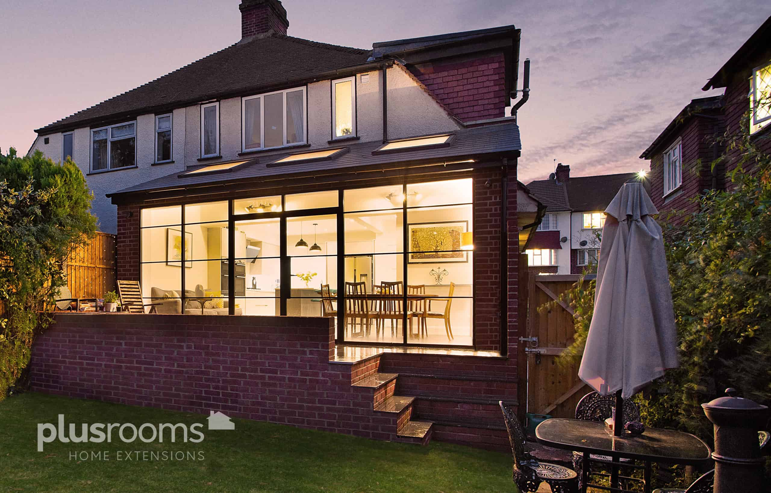 Semi-detached extensions: everything you need to know
