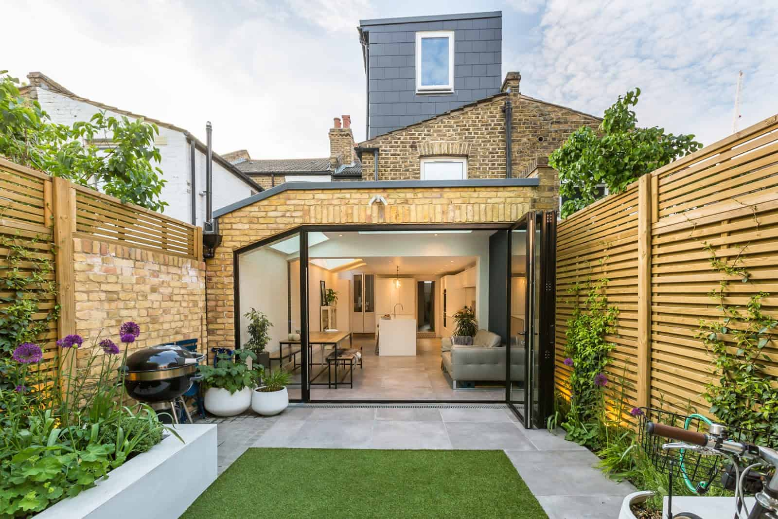 How much does a kitchen extension cost?