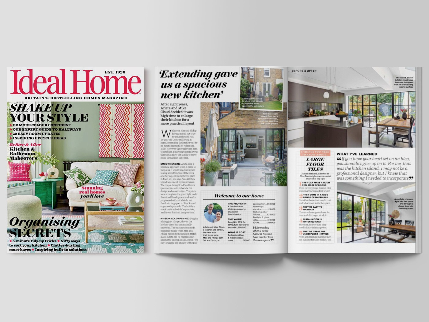Ideal Home Sept 2021
